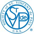 SVdP USA Thrift Store Logo